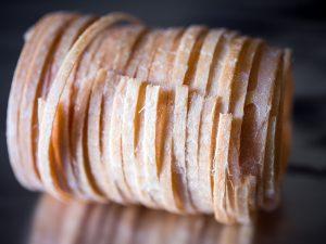 Grillanzünder aus Holzwolle